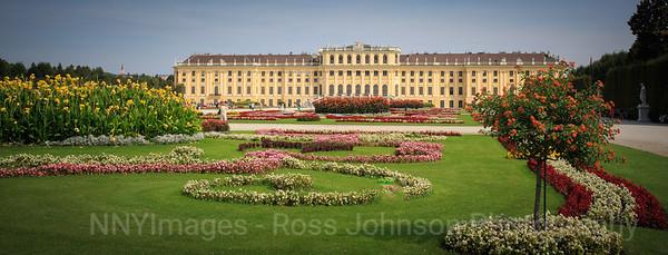 5D320575 Vienna Austria - Schonbrunn Palace