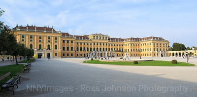 5D320536 Vienna Austria - Schonbrunn Palace