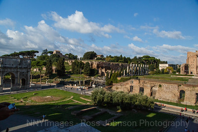 5D3_1800 CR2  Colosseum at Rome_