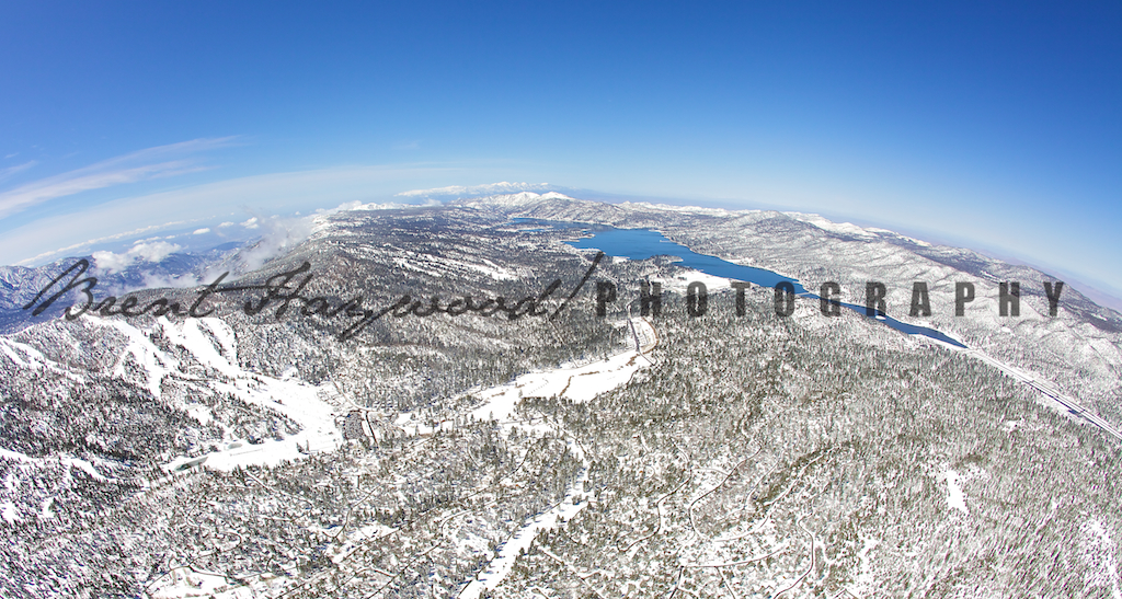 Big Bear Aerial Photo 31