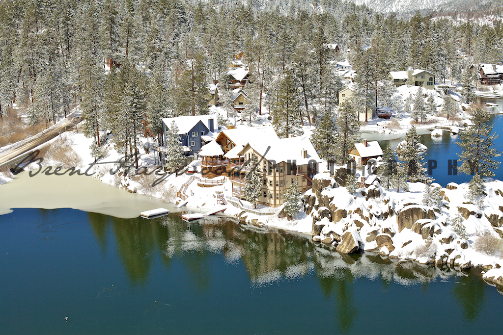 Big Bear Aerial Photo 230