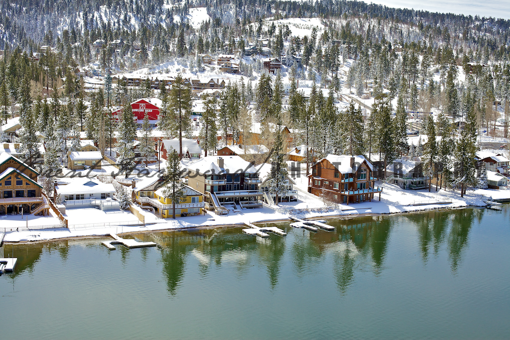 Big Bear Aerial Photo 372