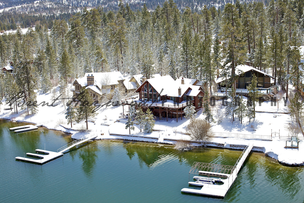 Big Bear Aerial Photo 268
