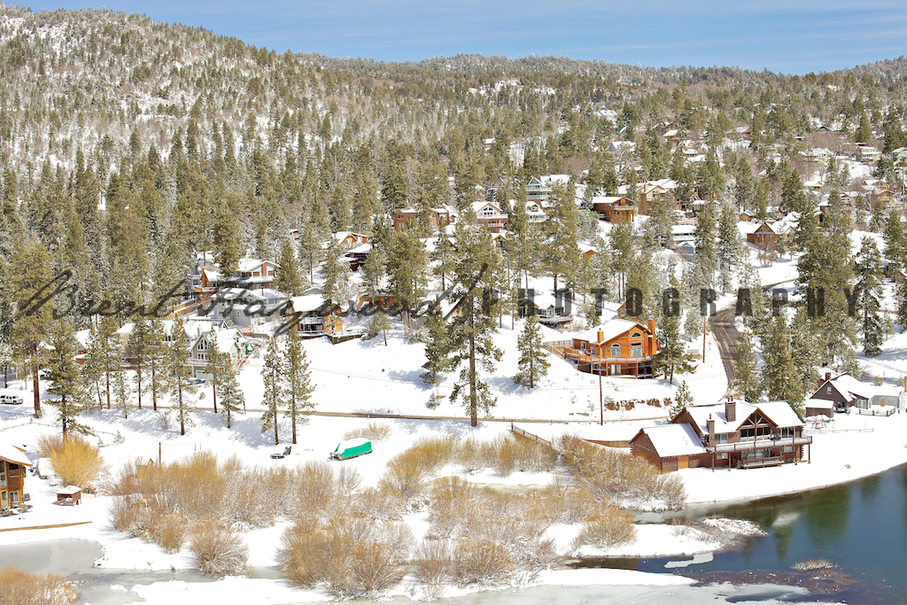 Big Bear Aerial Photo 131