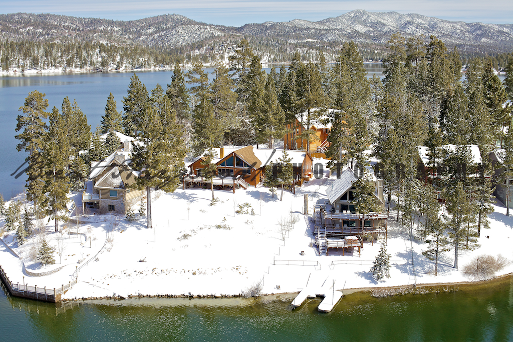 Big Bear Aerial Photo 252