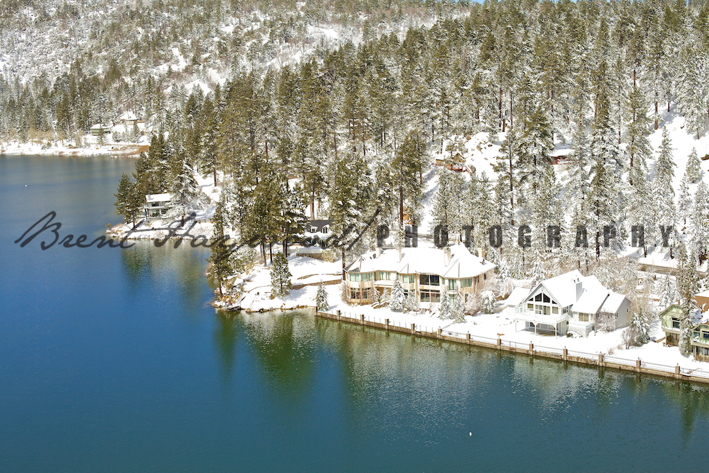 Big Bear Aerial Photo 141