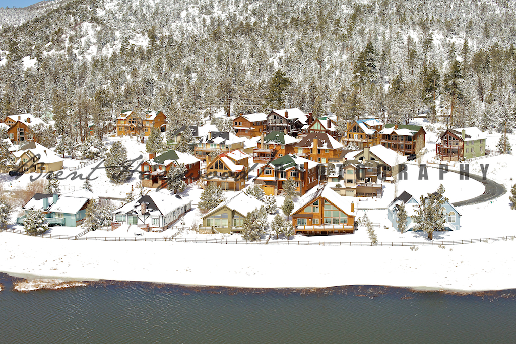 Big Bear Aerial Photo 34