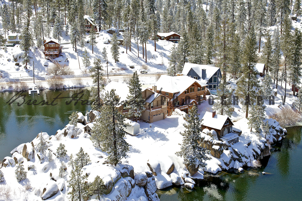 Big Bear Aerial Photo 225
