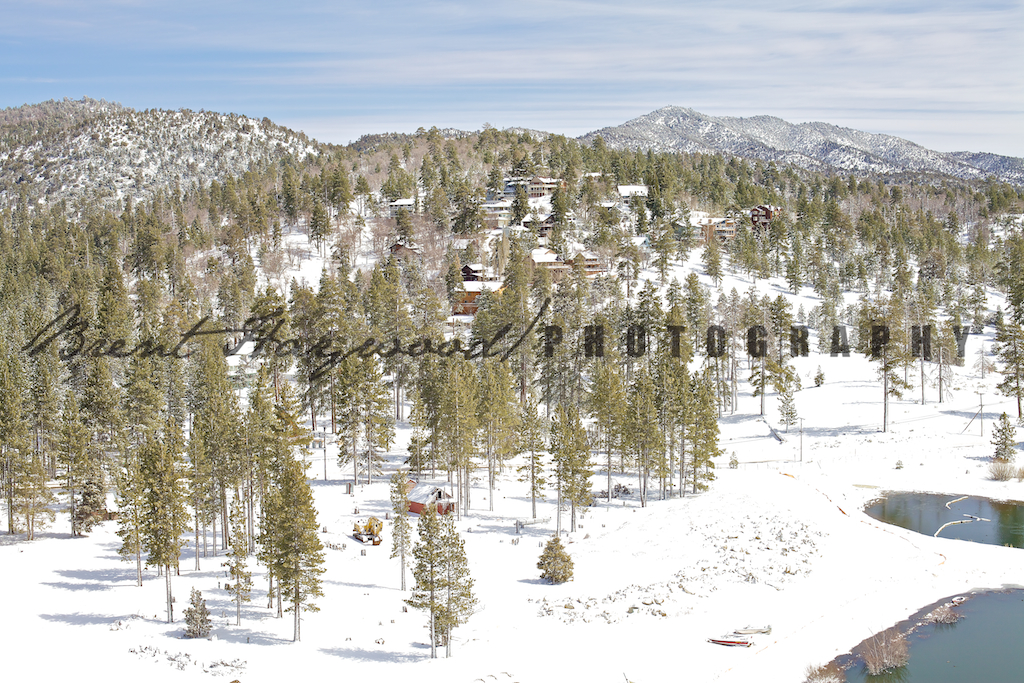 Big Bear Aerial Photo 124