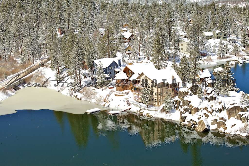 Big Bear Aerial Photo 231