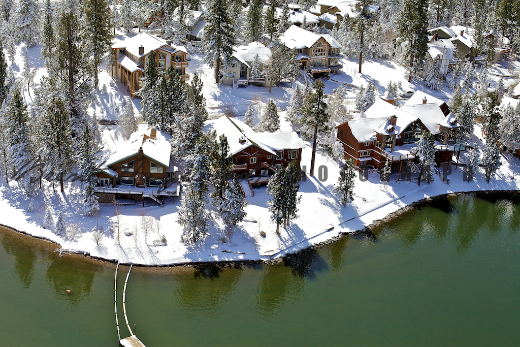 Big Bear Aerial Photo 421