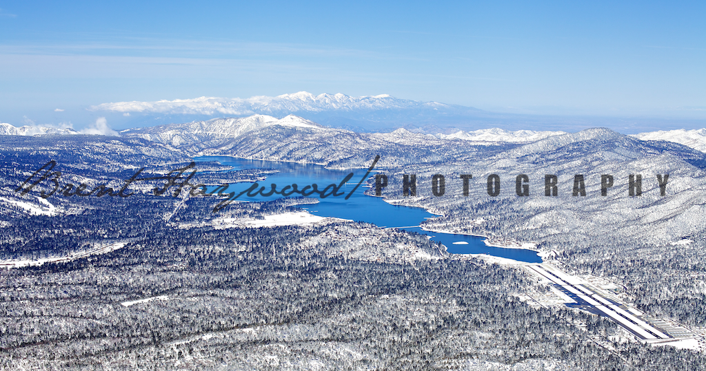 Big Bear Aerial Photo 14