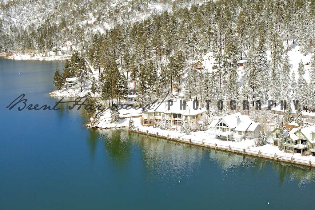 Big Bear Aerial Photo 140