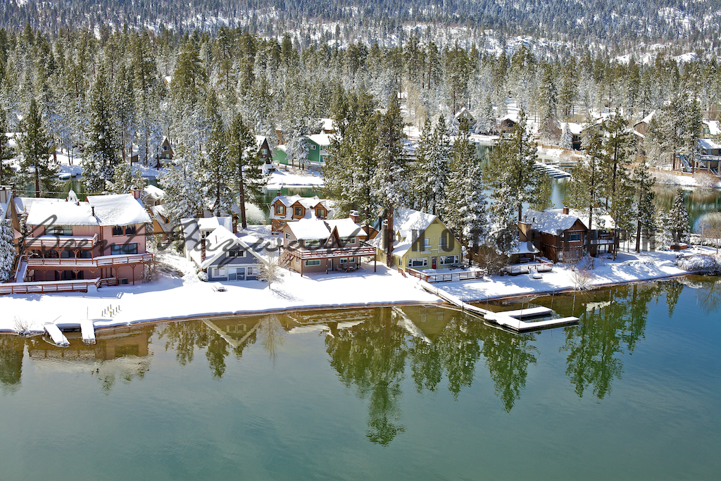 Big Bear Aerial Photo 336