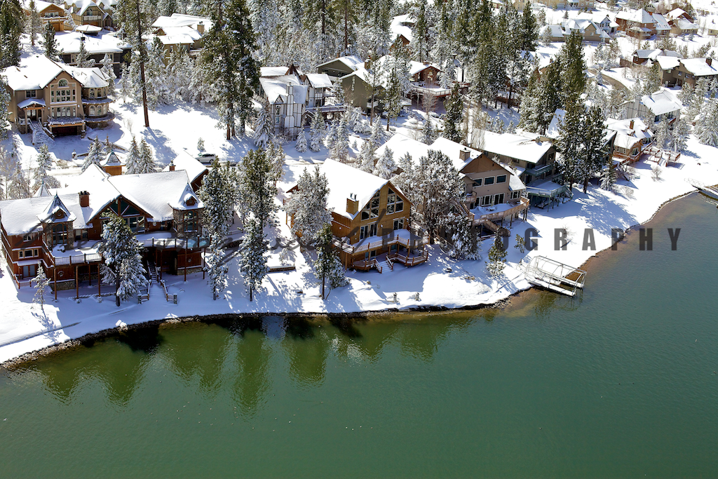 Big Bear Aerial Photo 420
