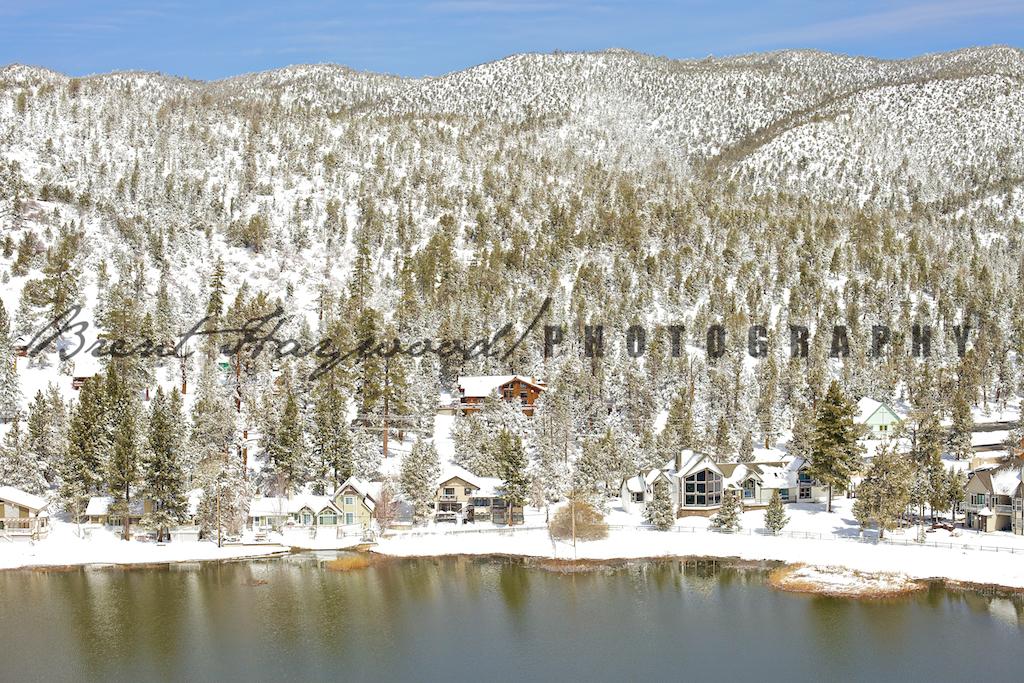 Big Bear Aerial Photo 98