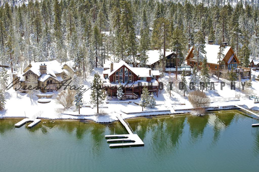 Big Bear Aerial Photo 270