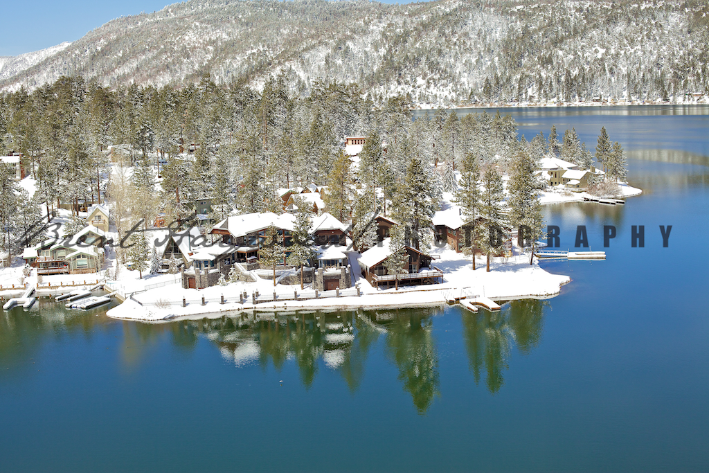 Big Bear Aerial Photo 281