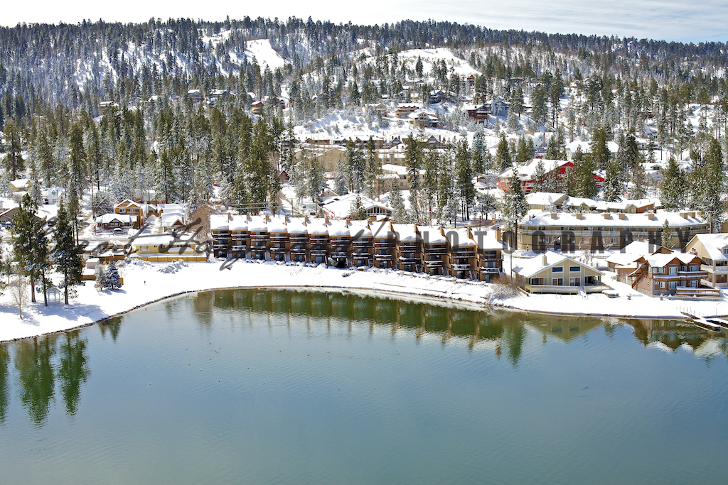 Big Bear Aerial Photo 377