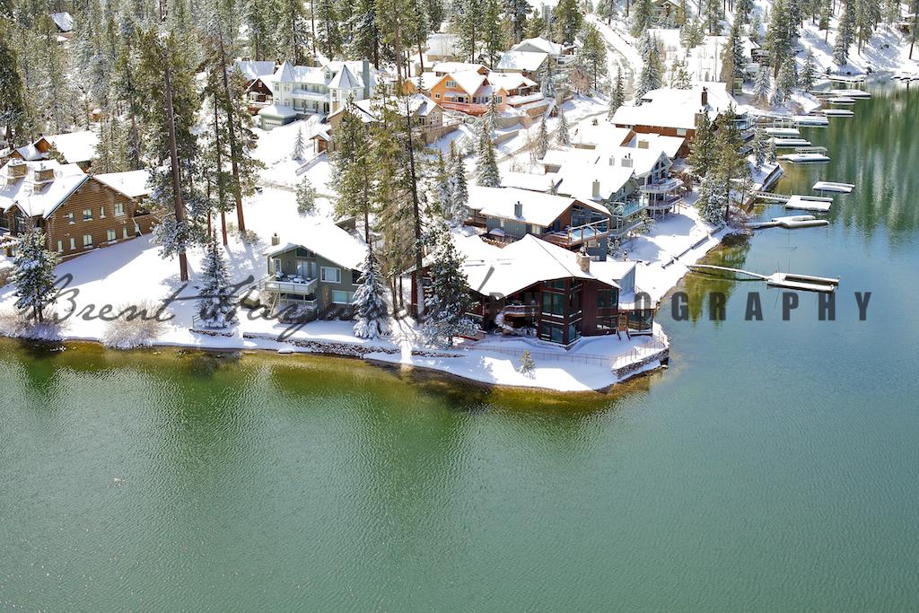 Big Bear Aerial Photo 205