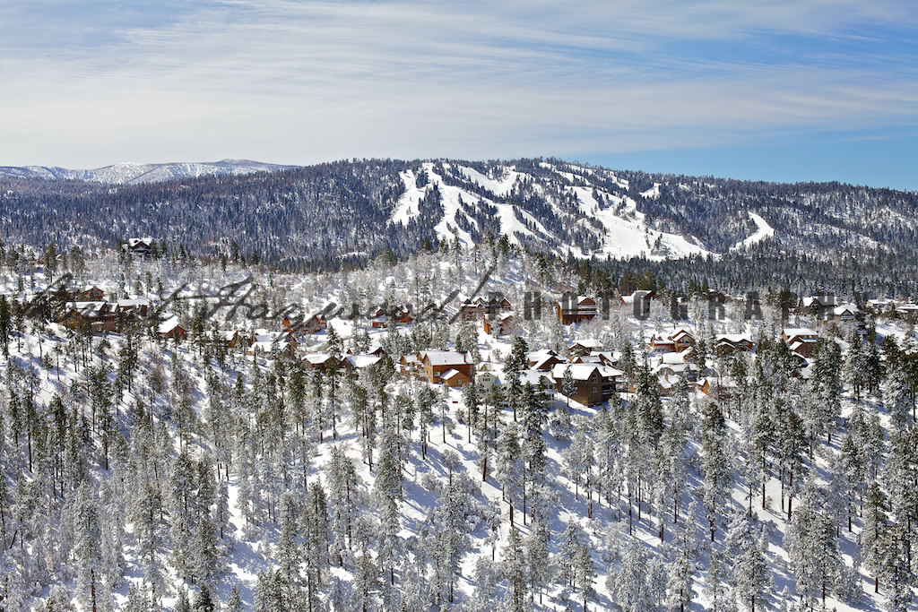 Big Bear Aerial Photo 428