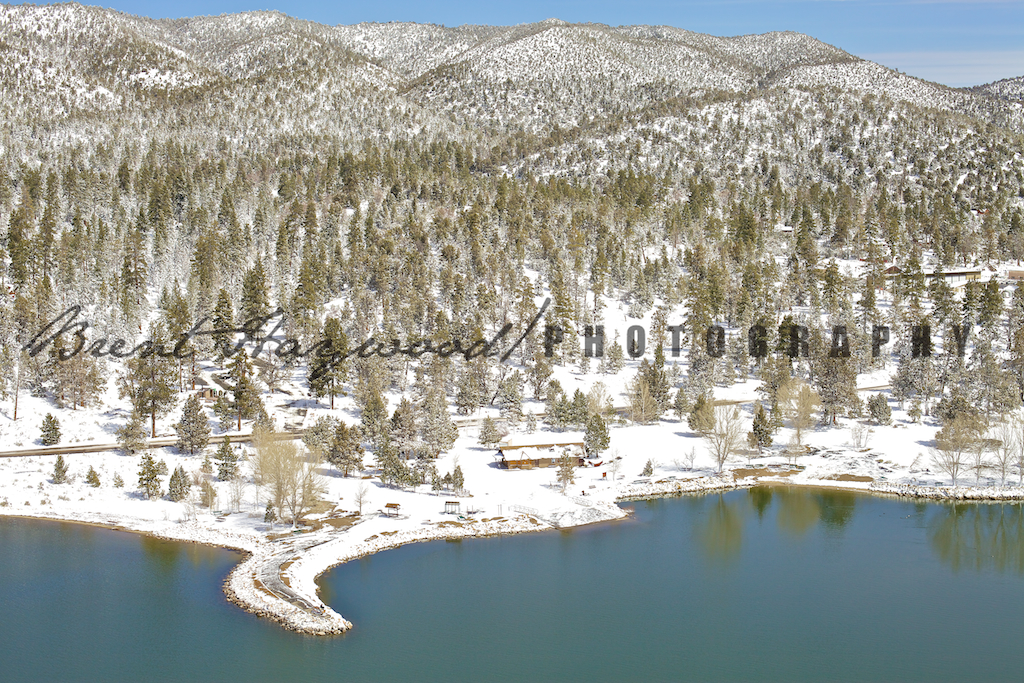 Big Bear Aerial Photo 103