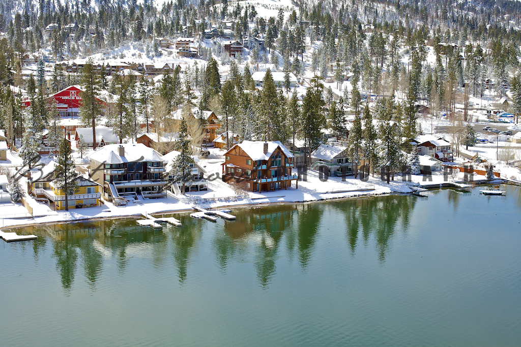Big Bear Aerial Photo 371