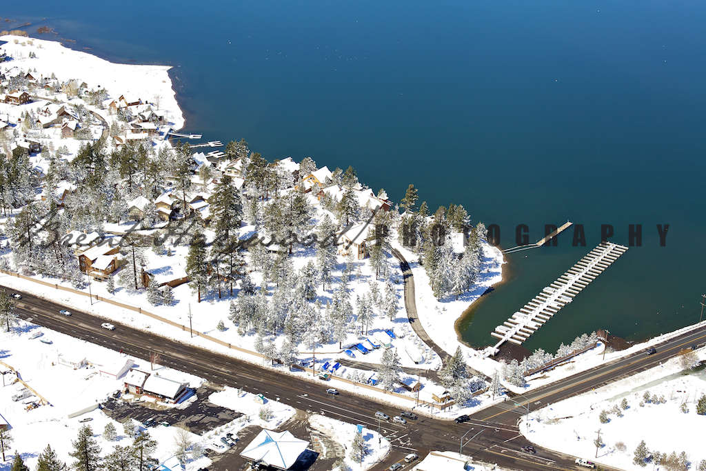 Big Bear Aerial Photo 39