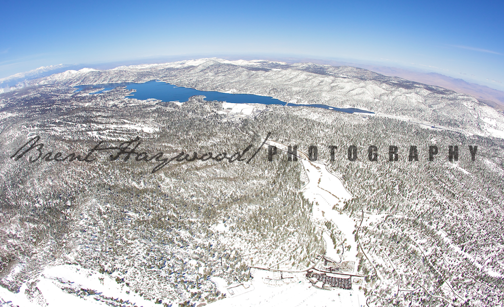 Big Bear Aerial Photo 18