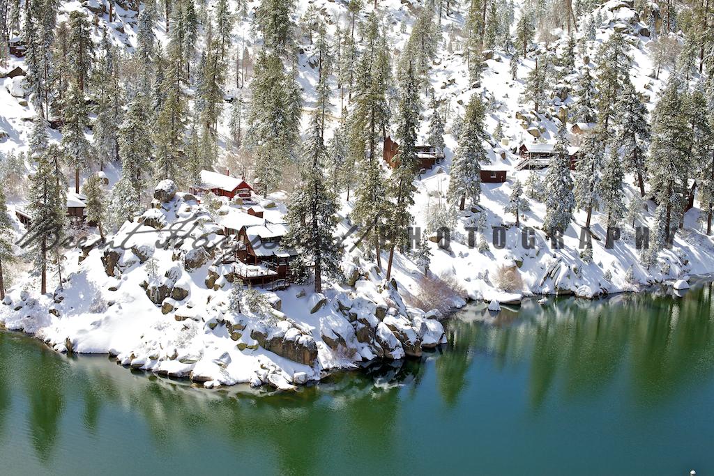 Big Bear Aerial Photo 172