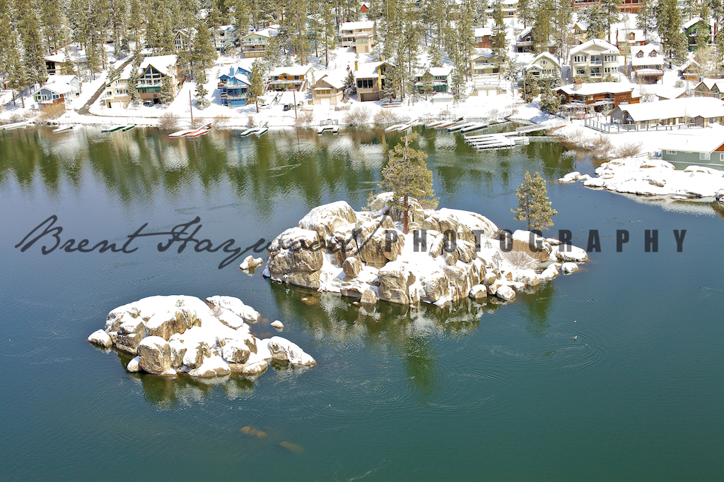 Big Bear Aerial Photo 234