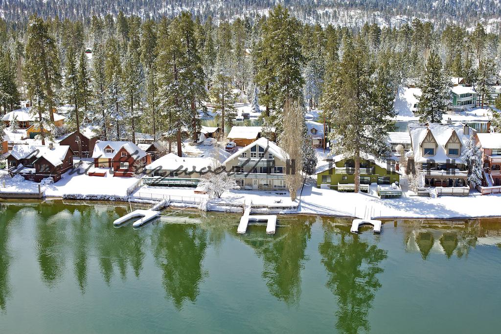 Big Bear Aerial Photo 338
