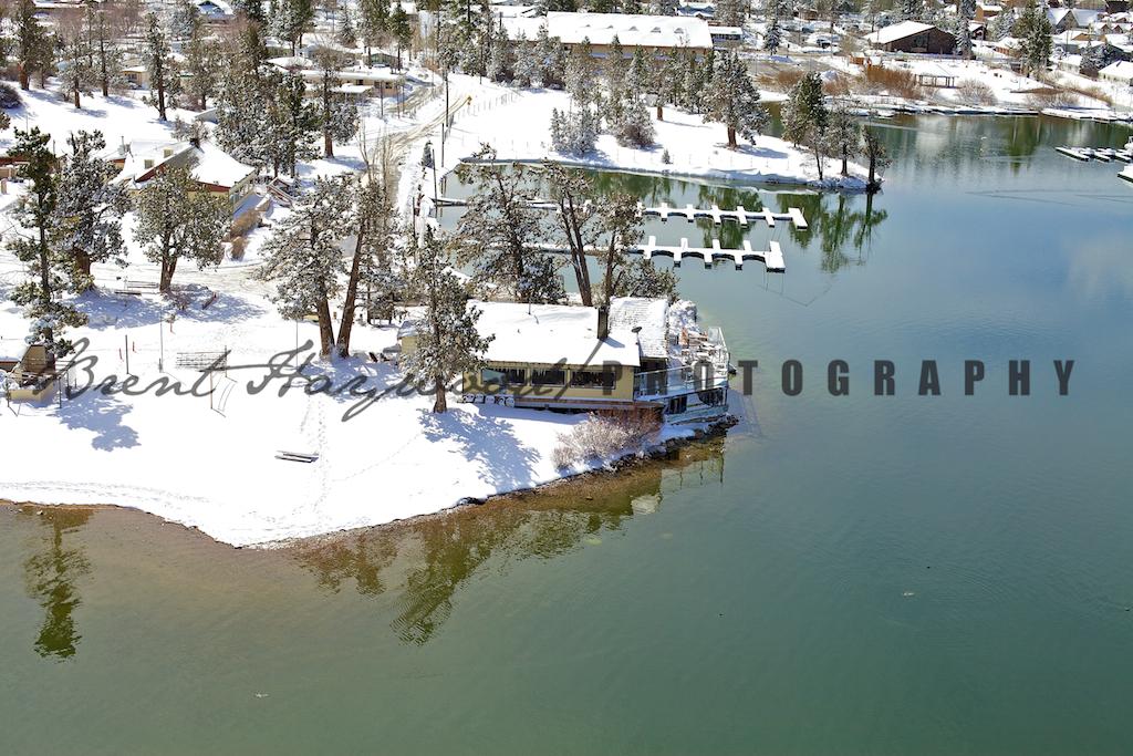 Big Bear Aerial Photo 383