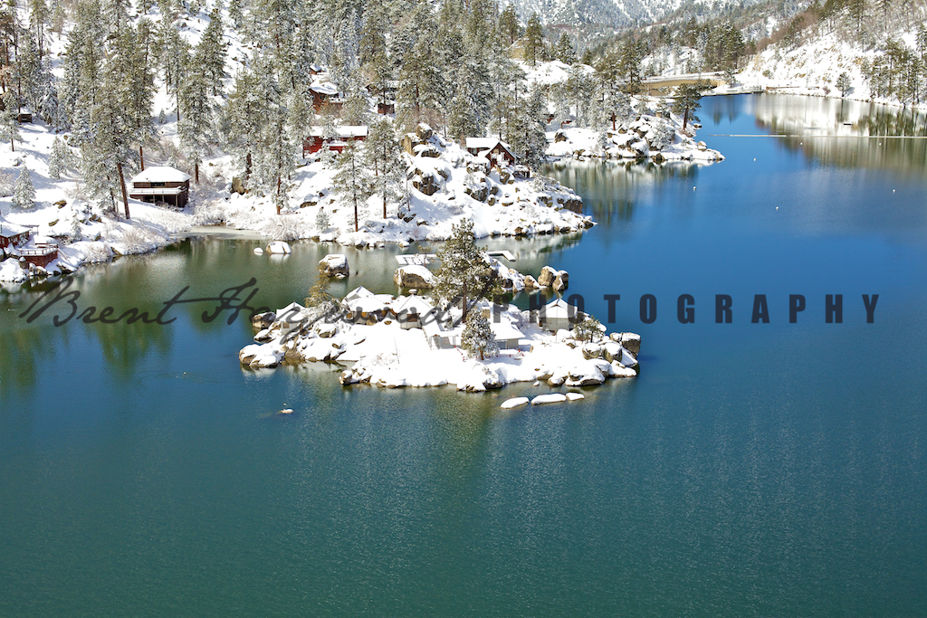 Big Bear Aerial Photo 181
