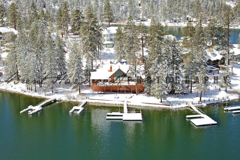Big Bear Aerial Photo 211