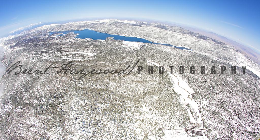 Big Bear Aerial Photo 32