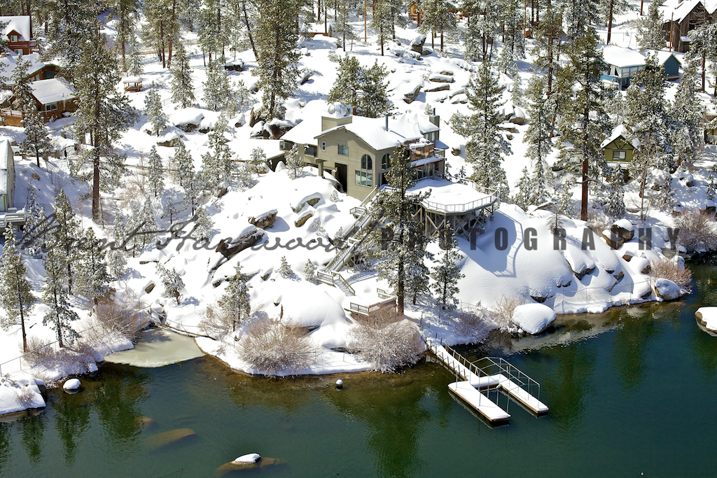 Big Bear Aerial Photo 222