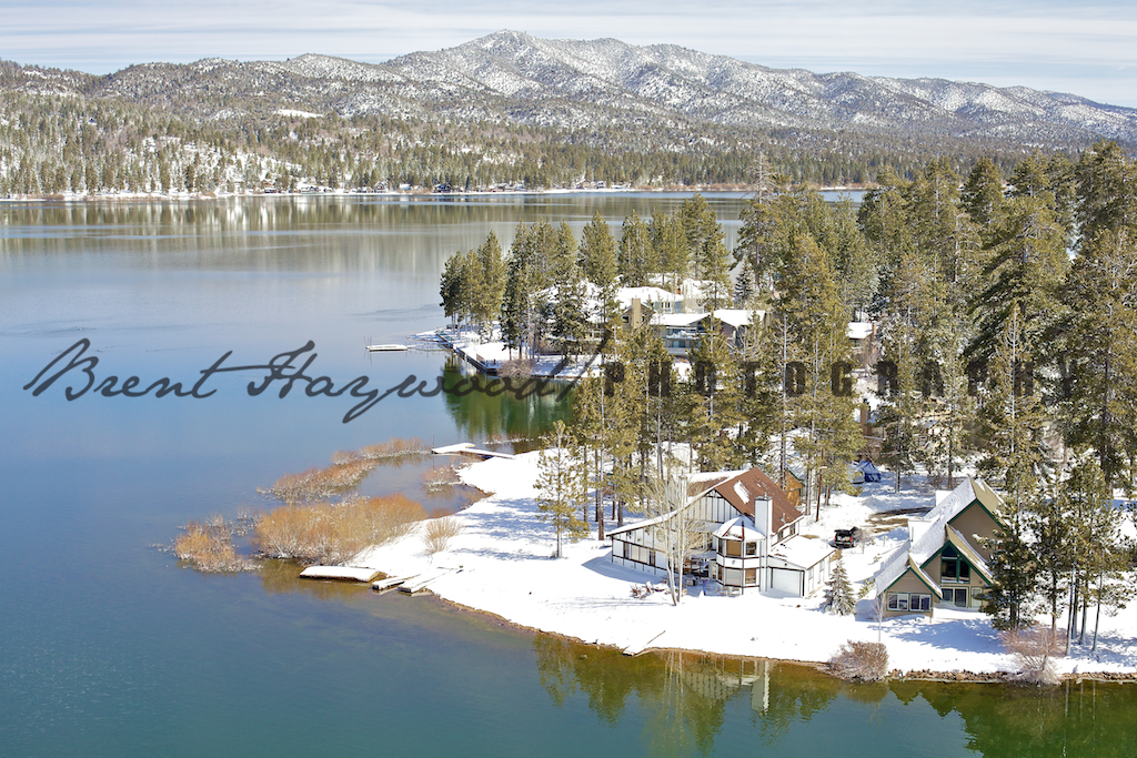 Big Bear Aerial Photo 311
