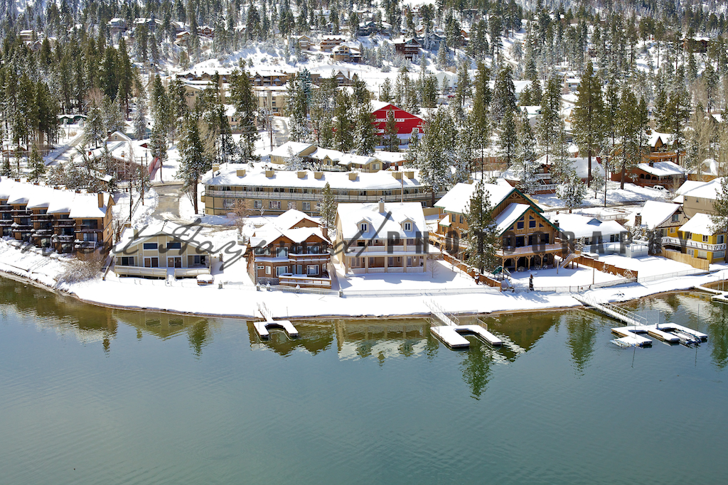 Big Bear Aerial Photo 374