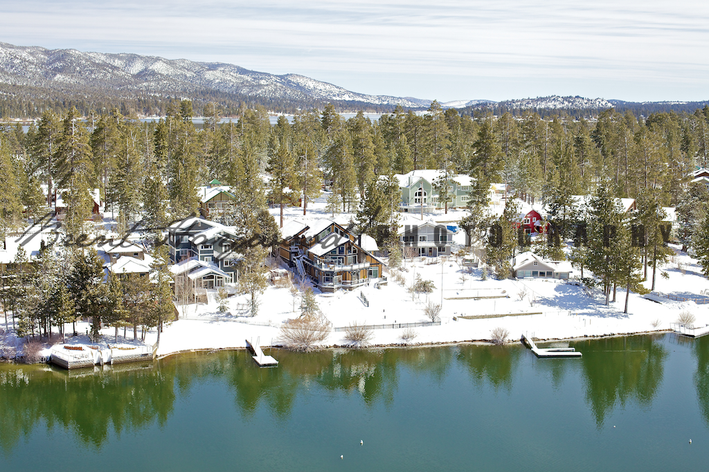 Big Bear Aerial Photo 300