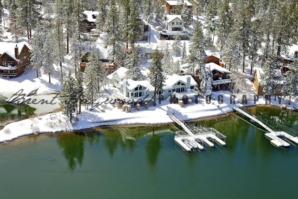Big Bear Aerial Photo 216