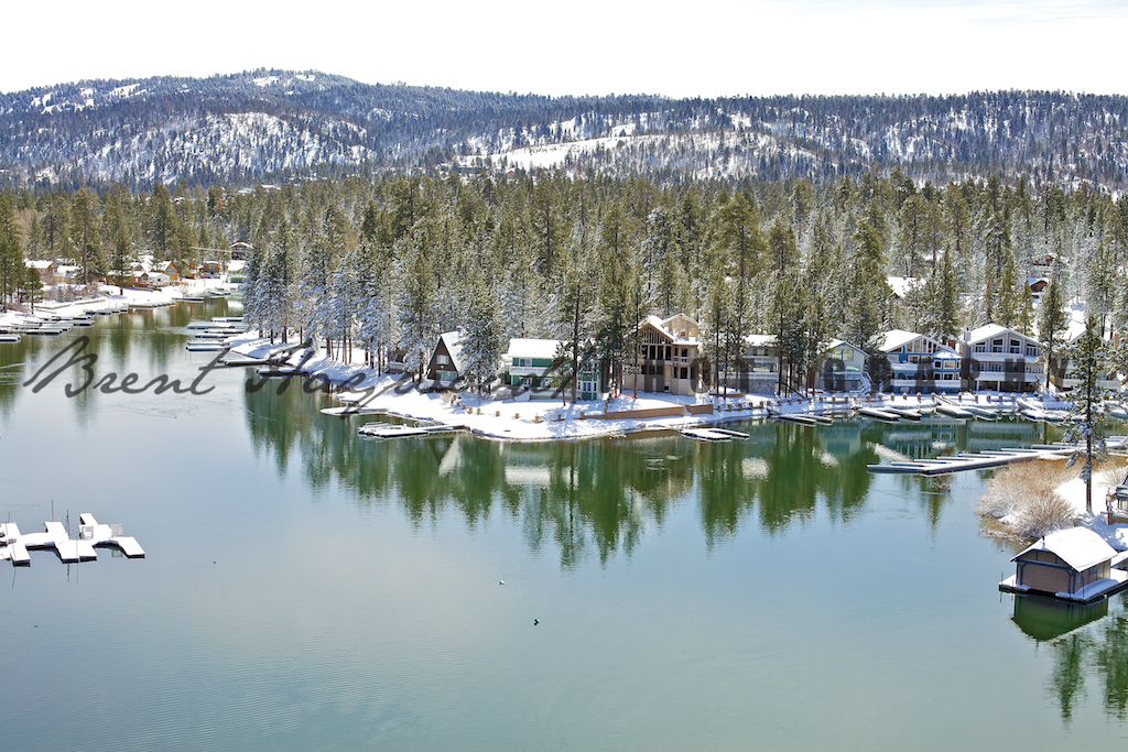 Big Bear Aerial Photo 331