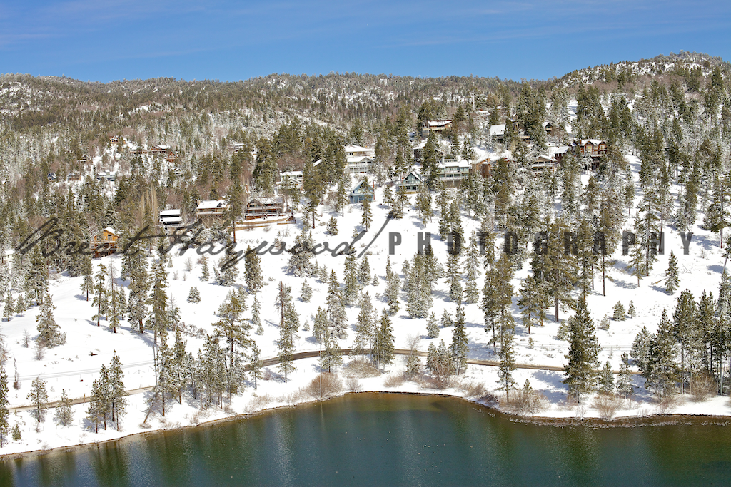 Big Bear Aerial Photo 120