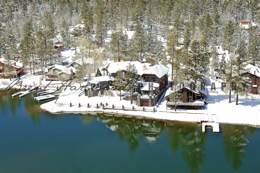 Big Bear Aerial Photo 279