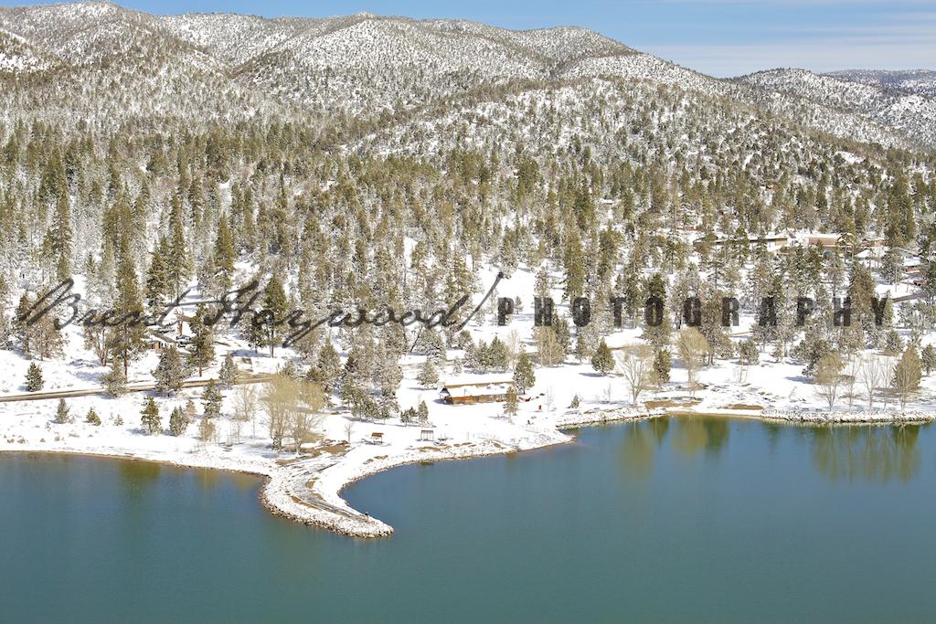 Big Bear Aerial Photo 104