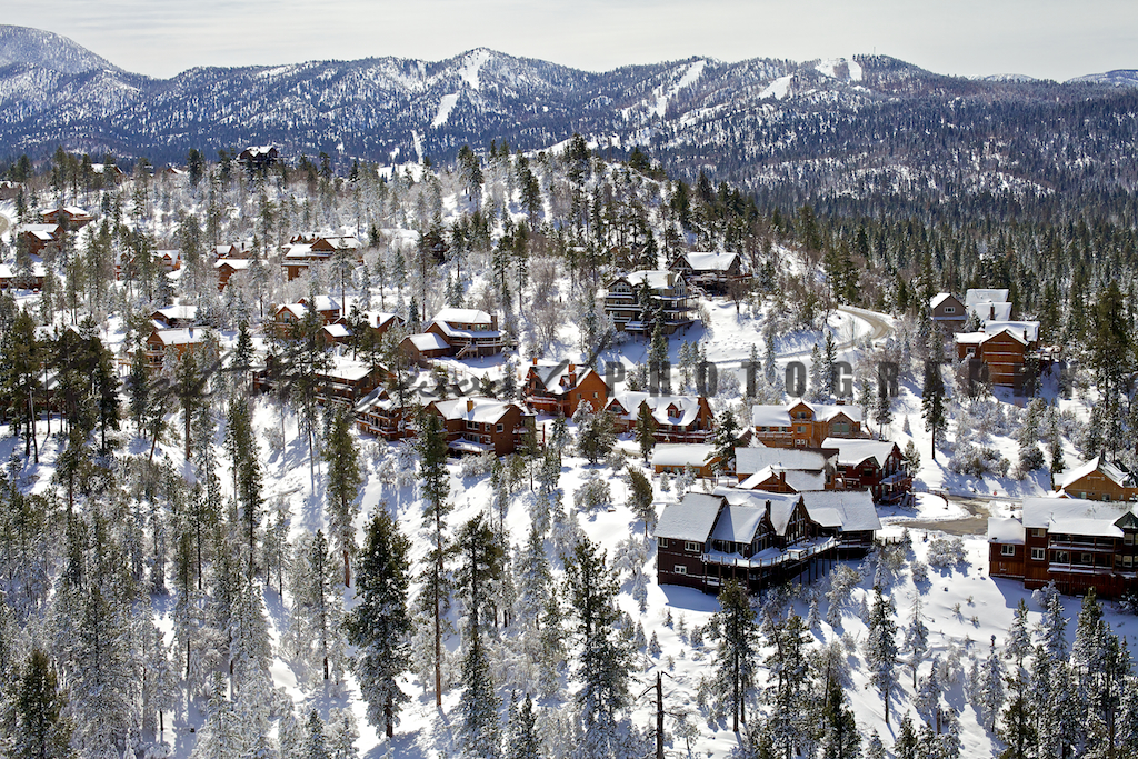 Big Bear Aerial Photo 423