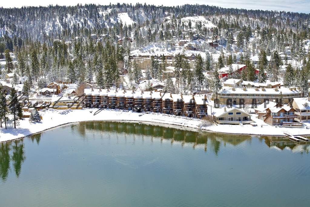 Big Bear Aerial Photo 376