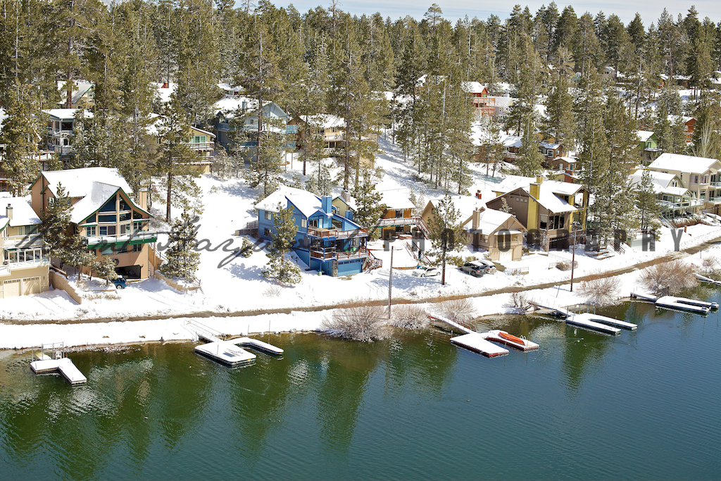 Big Bear Aerial Photo 241