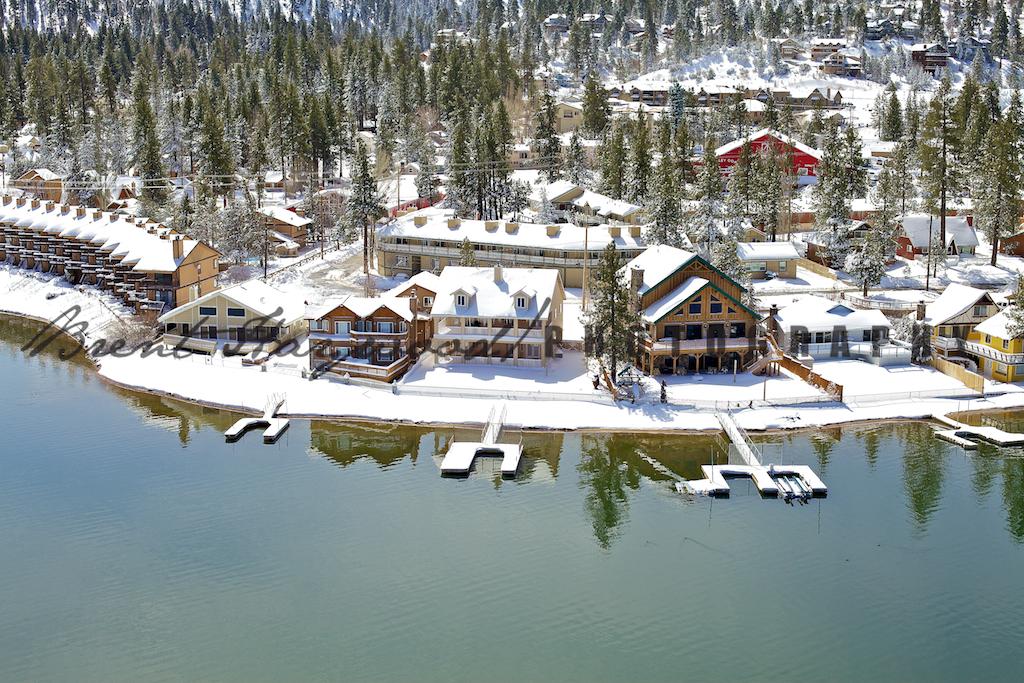 Big Bear Aerial Photo 373
