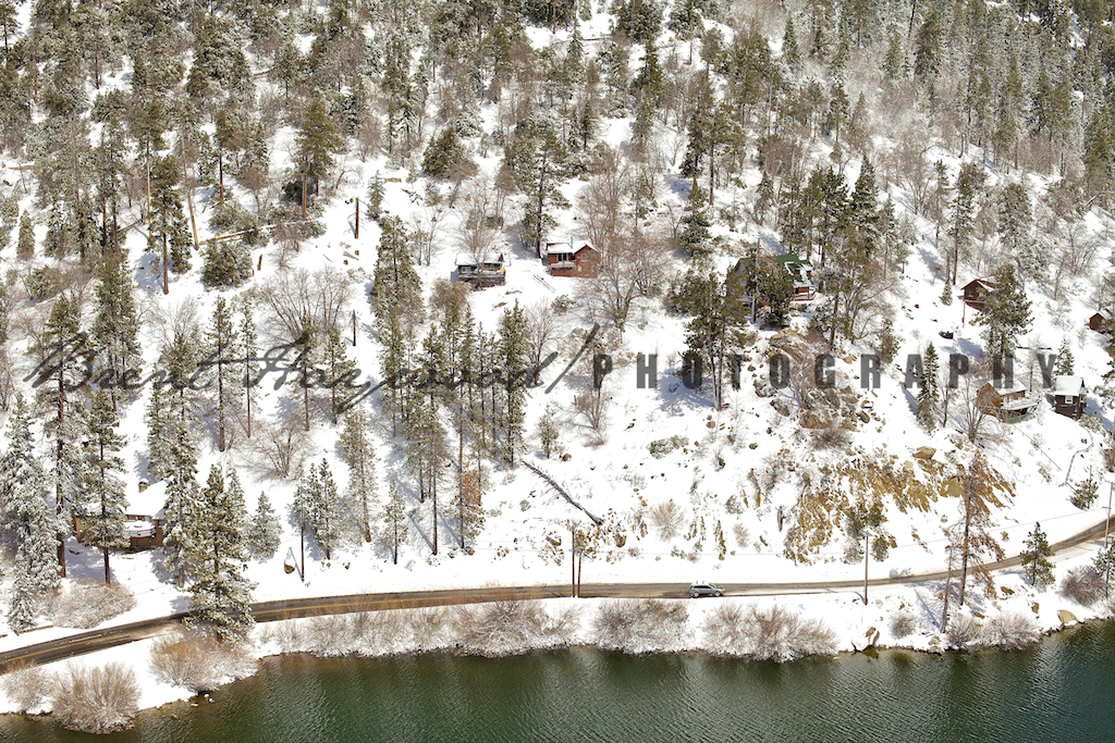 Big Bear Aerial Photo 161
